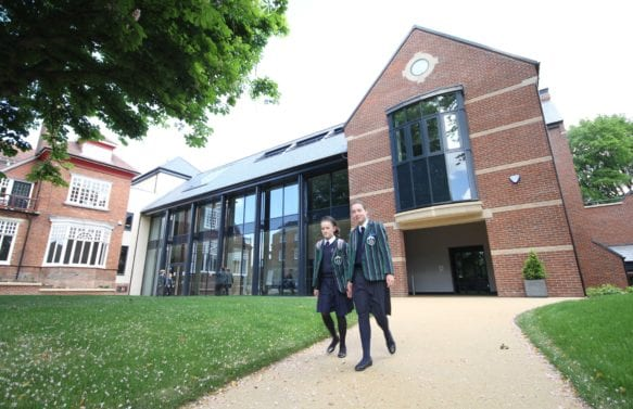 Lincoln Minster School
