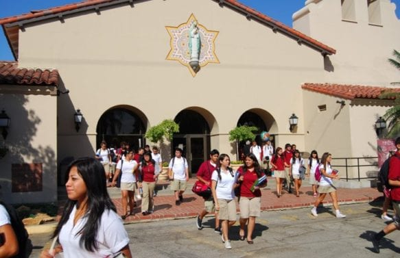 Bishop Alemany High School